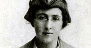 Margaret Skinnider: one of over 200 members of Cumann na mBan whose applications are contained in the archive.