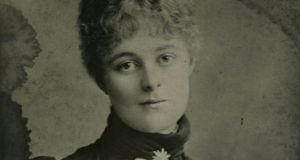 Maud Gonne. Photograph courtesy of the Yeats Society of Sligo Military Service Pension