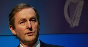 Taoiseach Enda Kenny said the financial practices of the charity were 'indicative of a time in Irish politics' that he hoped was long gone. Photograph: Brian Lawless/PA Wire