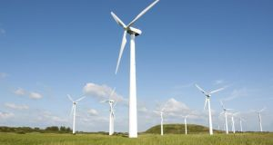 "Minister for Energy Pat Rabbitte said: ""Irish renewable energy policy imposes no significant cost on consumers as we have abundant wind resources that generate power at an economic rate."""
