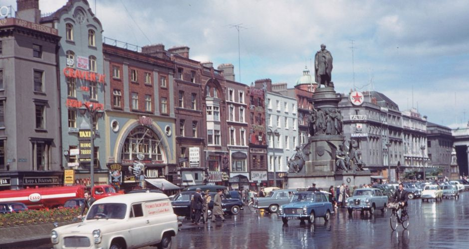 Bringing bygone Dublin back to life