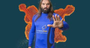 Brett Meyers, chief executive of CurrencyFair, explains how he convinced  Sebastian Chabal to dress up as a fairy.