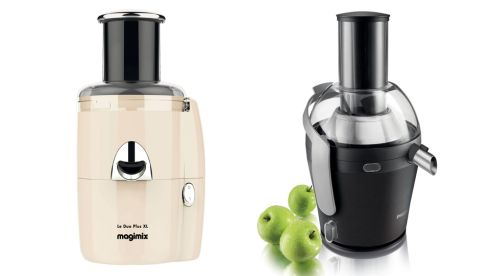Le Duo plus XL, €229, Magimix at Brown Thomas Avance juicer, €229.99, Philips at Currys