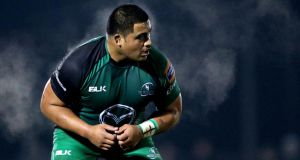"Connacht's Rodney Ah You: ""I just want to go into camp and show what I have got and to represent Connacht really well."""