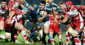 Conor Murray: now a very important cog in the Munster machine. Photograph: inpho