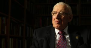 "The Rev Ian Paisley:  When asked could he now enjoy that previous relationship with Peter Robinson, replied, ""No, I don't think so, his ways are not my ways. He has to answer for how he works."" He also quoted Scripture to state, ""People, so-called friends, are probably secret enemies."""