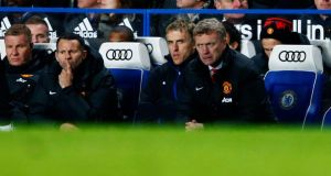 David Moyes insisted after yesterday's game that the only difference between the sides was a couple of set-pieces, but the near-unanimous pre-match consensus that Chelsea would win handsomely suggested otherwise.
