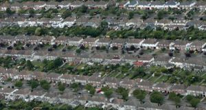 Analysts expect the cost of private rented accommodation will continue rise in Dublin this year, putting extra pressure on both low and middle-income groups.Photograph: Frank Miller