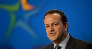 "Leo Varadkar: called on the workers to ""avoid a strike that is unnecessary in the meantime"". Photograph: Alan Betson"