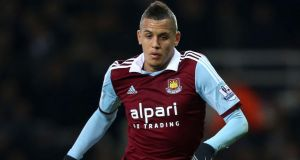 West Ham's Ravel Morrison has already been teh subject of a bid from Fulham. Photograph: Stephen Pond/PA Wire