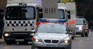 "A review of Britain's Police Federation, which represents 130,000 police officers in England and Wales, says there is a ""worrying loss of confidence and competence inside the organisation and a serious loss of influence outside"". Photograph: Andrew Cowie/AFP/Getty Images"
