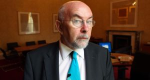 Ruairí Quinn: will present a memo on the greatly improved performance.  Photograph: Frank Miller