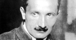 Philosophers will tend to steer clear of ideology. Heidegger, who was identified with Nazism, is an exception to this rule. Photograph: Apic/Getty Images)