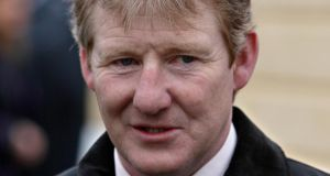 Trainer Phillip Fenton: Hoping Drive On Locky gets off the mark at Fairyhouse