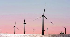 A binding renewable target of 27 per cent has been proposed for the EU as a whole. Photograph: REUTERS