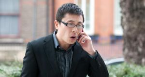 Di Wei pleaded not guilty to knowingly allowing an apartment at the Innings, Observatory Lane, Rathmines, to be used as a brothel between February 10th and April 26th, 2011. He also denied permitting an apartment at Fastnet Block, Custom House Harbour, to be used for the same purposes between April 1st and July 22th, 2011. Photograph: Collins Courts.