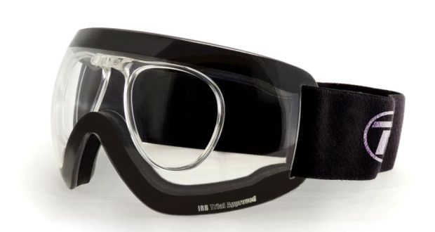 105dcd75cb The goggles have been particularly developed for young players with eye  problems and who are not