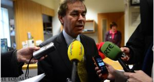 Rehab Lotteries director John McGuire accused Minister for Justice Alan Shatter (above) of misrepresenting how a State compensation scheme for charity lotteries was established and how it operated.