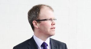 Sinn Fein Meath West TD Peadar Toíbín who is to rejoin the party.