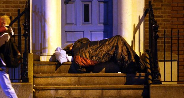Chief executive of national housing charity Threshold, Bob Jordan, has called for more social housing to tackle homelessness. Photograph: Dara Mac Dónaill/The Irish Times