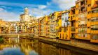 The city of Girona. Photographs: Getty Images
