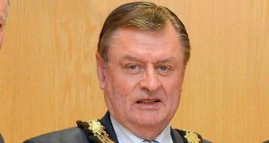 "Ulster Unionist mayor of Newtownabbey Borough Council Fraser Agnew said: ""As the guardians of all that is right in society, we have got to take a stand somewhere - and that is what happened in this instance."" Photograph: Rowland White/Presseye/Inpho"