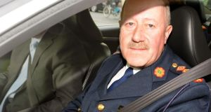 "Garda Commissioner Martin Callinan strongly criticised the behaviour of what he called two ""so-called whistleblowers"". Photograph: David Sleator"