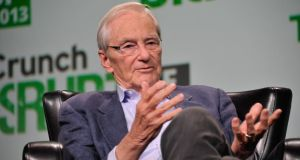 "In a letter to the editor of the 'Wall Street Journal' Tom Perkins lamented public criticism of the ""1 per cent"" – and compared such criticism to Nazi attacks on the Jews. Photograph: Getty"