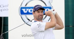 Pádraig Harrington: Currently 130th in the latest world rankings.