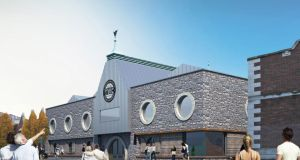 The new €10m distillery and visitors centre is expected to attract up to 50,000 guests during its first year