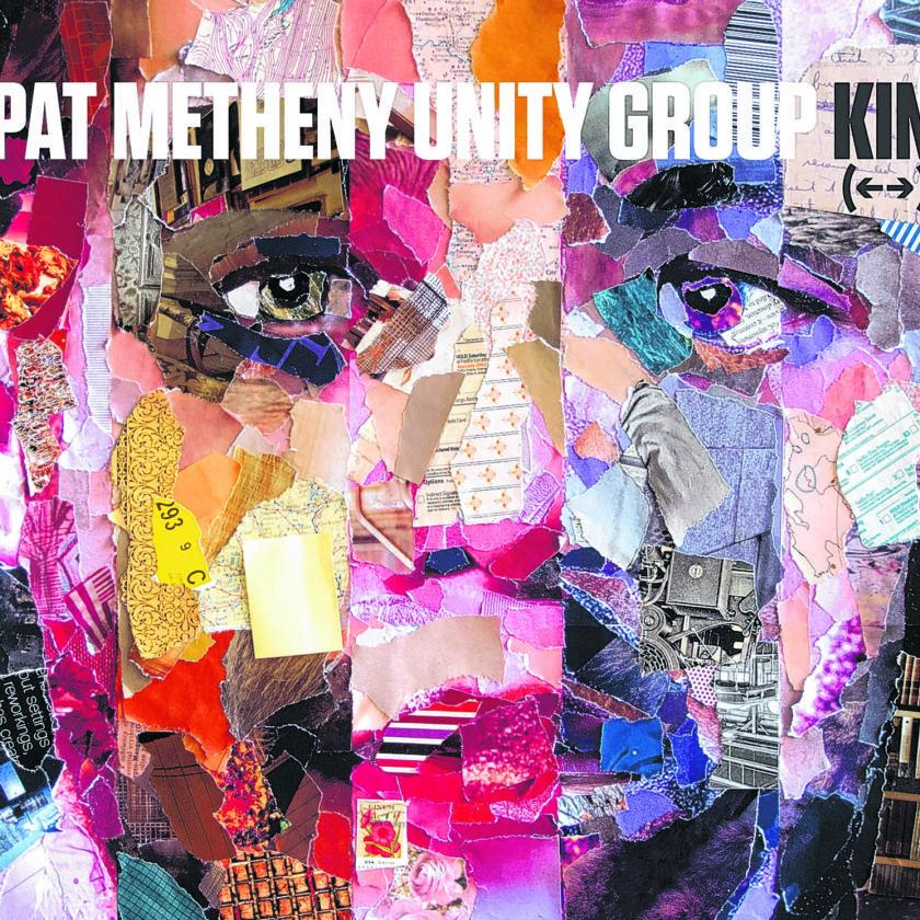 pat metheny unity kin nonesuch warners