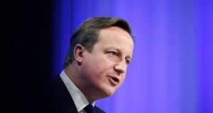 "Britain used its six-month chairmanship of the Council of Europe two years ago to call for change, with David Cameron arguing the sheer volume of cases meant ""the very purpose of the court – to prevent the most serious violations of human rights – is under threat"". Photograph: Jason Alden/Bloomberg"