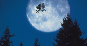 Movie music: ET the Extra-Terrestrial, scored by John Williams
