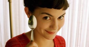 Movie music: Audrey Tautou in  Amélie, scored by Yann Tiersen