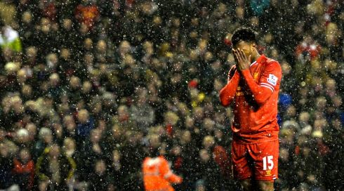 Daniel Sturidge slightly spoils his performance  with a missed penalty but Liverpool close out the night 4-0 winners.