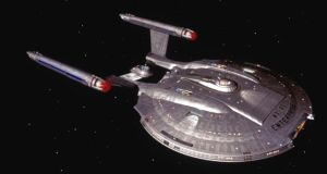 Pylons – the final frontier and a  dangerous space for Captain Kenny of the Enterprise economy