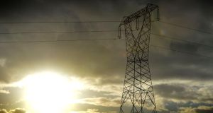The Government has denied that the late intervention by Taoiseach Enda Kenny to widen the remit of a commission looking at two high-voltage transmission lines amounts to a climbdown.