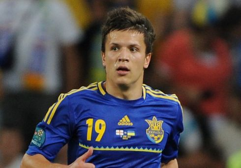 Could happen:  Liverpool are said to be closing on a €18 million deal to sign Yevhen Konoplyanka from Ukrainian outfit Dnipro Dnipropetrovsk's with Tottenham also said to be keen on the 24-year-old winger. Photograph: Anthony Devlin/PA Wire