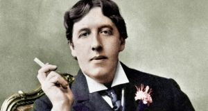 "Oscar Wilde: ""Nowadays the people in the street did nothing but look into the houses, and the people in the houses did nothing but look into the street, both of them, of course, extremely bad habits. Photograph: Roger Viollet Collection / Getty Images"