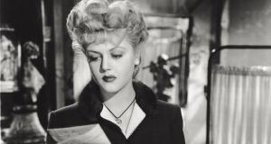 Angela Lansbury  in the 1945 movie  The Picture of Dorian Gray. Photograph:  Mondadori Portfolio via Getty Images