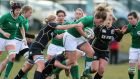 Ireland's Jenny Murphy in action against Scotland in last year's championship in Edinburgh.
