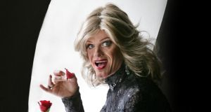 Performance artist Rory O'Neill, in his Panti Bliss guise, whose appearance on RTE's Saturday Night Show provoked complaints. File Photograph: Matt Kavanagh/The Irish Times