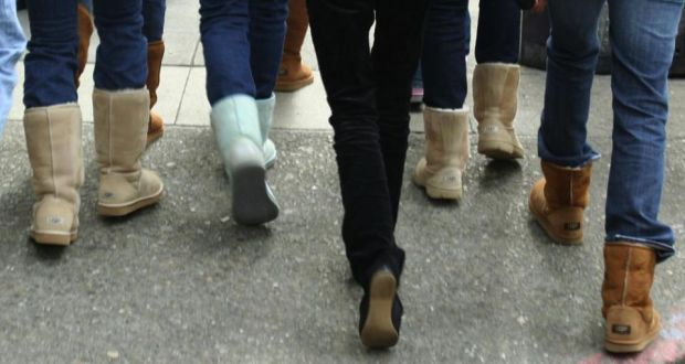 boots ugg imitation