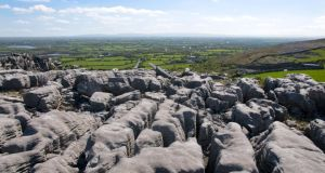 The Burren: home to agri- environmental scheme designed to conserve and support the heritage, environment and communities of the region