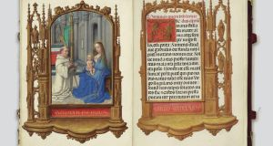 The Rothschild Prayerbook, sold at Christie's New York, for $13.6 million (€10 million).