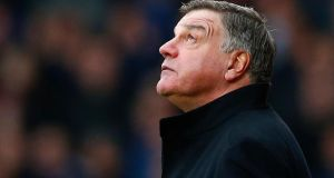 West Ham United manager Sam Allardyce:  Needs to add another dimension to his side's game. Photograph: Reuters