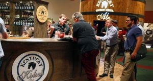 Last year's Alltech International Brewing and Distilling Convention in the Convention Centre Dublin