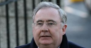 The Taoiseach has undercut Pat Rabbitte and contributed to confusion on the pylons issue. Photograph: Matt Kavanagh