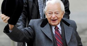 Robert Byrd of West Virginia was the longest-serving member of Congress, and one of the most munificent in diverting funds to his home state