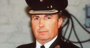 Chief Supt Harry Breen was murdered in 1989. Photograph: Pacemaker